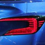 Subaru WRX concept taillight