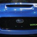 Subaru WRX concept grille
