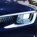Subaru WRX concept headlamp