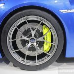 Subaru WRX concept brakes