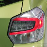 Subaru XV Crosstrek taillight