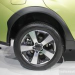 Subaru XV Crosstrek alloy wheel
