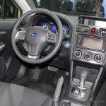 Subaru XV Crosstrek cockpit