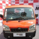 Mahindra Maxximo Plus front Apple red