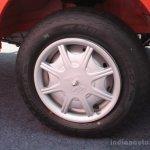 Mahindra Maxximo Plus wheel