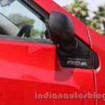 Mahindra Reva E2O side mirror