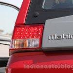 Mahindra Reva E2O taillight