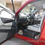Mahindra Reva E2O passenger door open