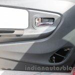 Mahindra Reva E2O door inside