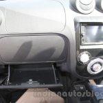 Mahindra Reva E2O dashboard co-driver side