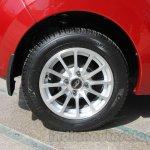 Mahindra Reva E2O alloy wheel