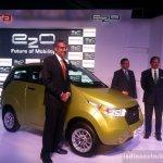 Mahindra e20 launch