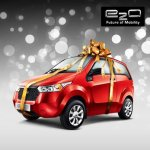 Mahindra e20 launched