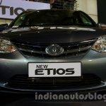 Toyota Etios Facelift front fascia