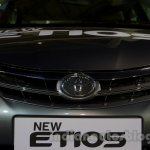 Toyota Etios Facelift grille