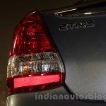 Toyota Etios Facelift taillight
