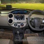 Toyota Etios Liva Facelift dashboard