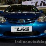 Toyota Etios Liva Facelift front fascia