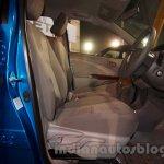 Toyota Etios Liva Facelift front seats