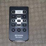 Toyota Etios Liva Facelift remote