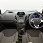 2013 Ford Transit Courier dashboard