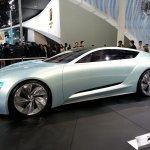 Buick Riviera profile at the 2013 Auto Shanghai