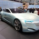 Buick Riviera front three quarter at the 2013 Auto Shanghai