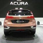 Acura SUV-X concept auto shanghai live 2013 rear