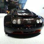 Bugatti Veyron Vitesse WRC auto shanghai live