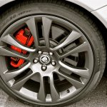 Jaguar XKR-S brake calliper
