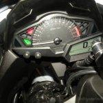 Kawasaki Ninja 300 green instument console