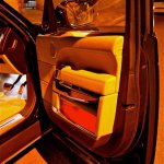 Range Rover front door trim