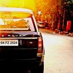 Range Rover rear photo
