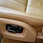 Range Rover seat adjuster