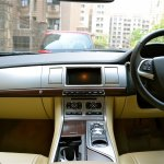 Jaguar XF interiors