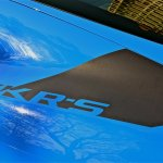 Jaguar XKR-S decals