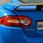 Jaguar XKR-S tail light