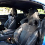 Jaguar XKR-S seats