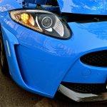 Jaguar XKR-S bumper