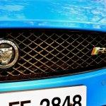 Jaguar XKR-S front grille