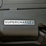 Jaguar XKR-S supercharger