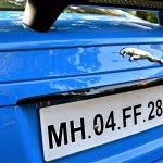 Jaguar XKR-S carbon fiber spoiler
