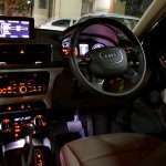 Audi Q3 petrol cabin lighting