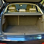 Boot space in Audi Q3 petrol