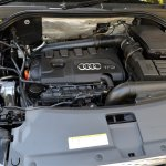 Engine of Audi Q3 petrol