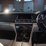 2013 BMW 7 series interior