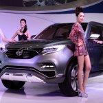 Ssangyong LIV-1 Concept debut