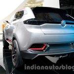 MG CS Concept Auto Shanghai 2013 front quarter rear quarter