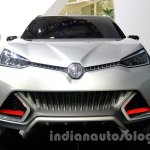 MG CS Concept Auto Shanghai 2013 front quarter front fascia