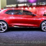 Citroen DS Wild Rubis Concept auto shanghai 2013 side right